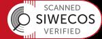 Siwecos Sigel zur Sicherheit der Webseite.