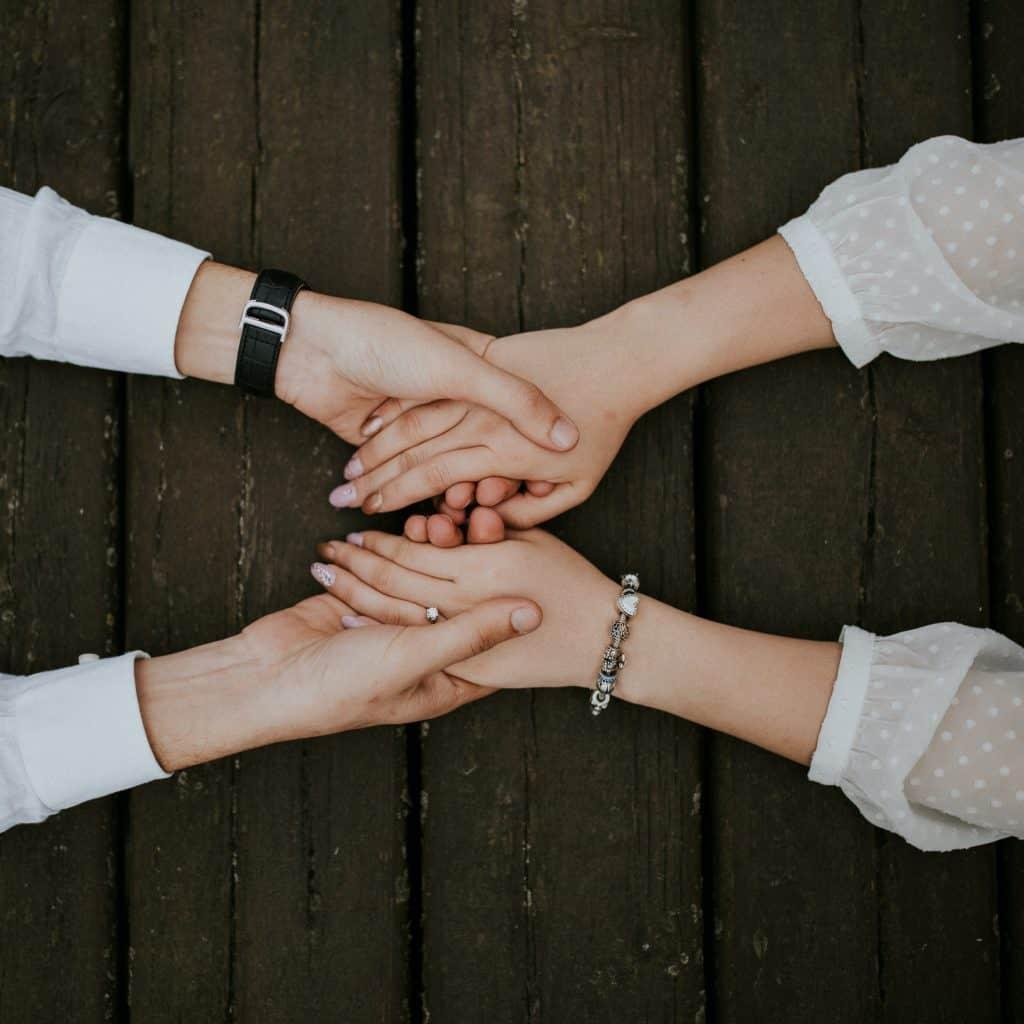 Reden hilft oft bei Libidoverlust, da der Partner oft Verständnis zeigt.