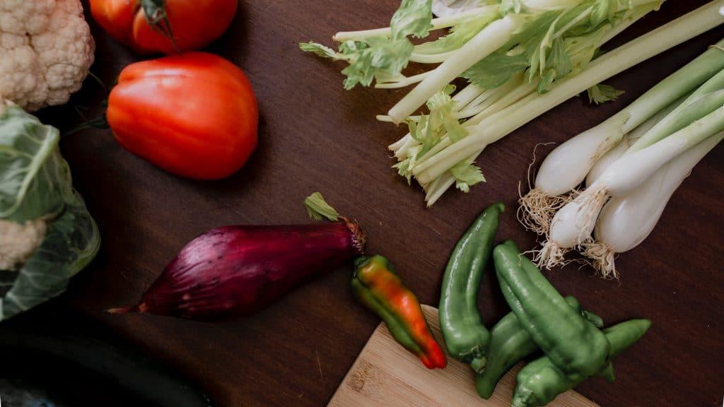 Gemüse und Obst können die sexuelle Lust steigern.